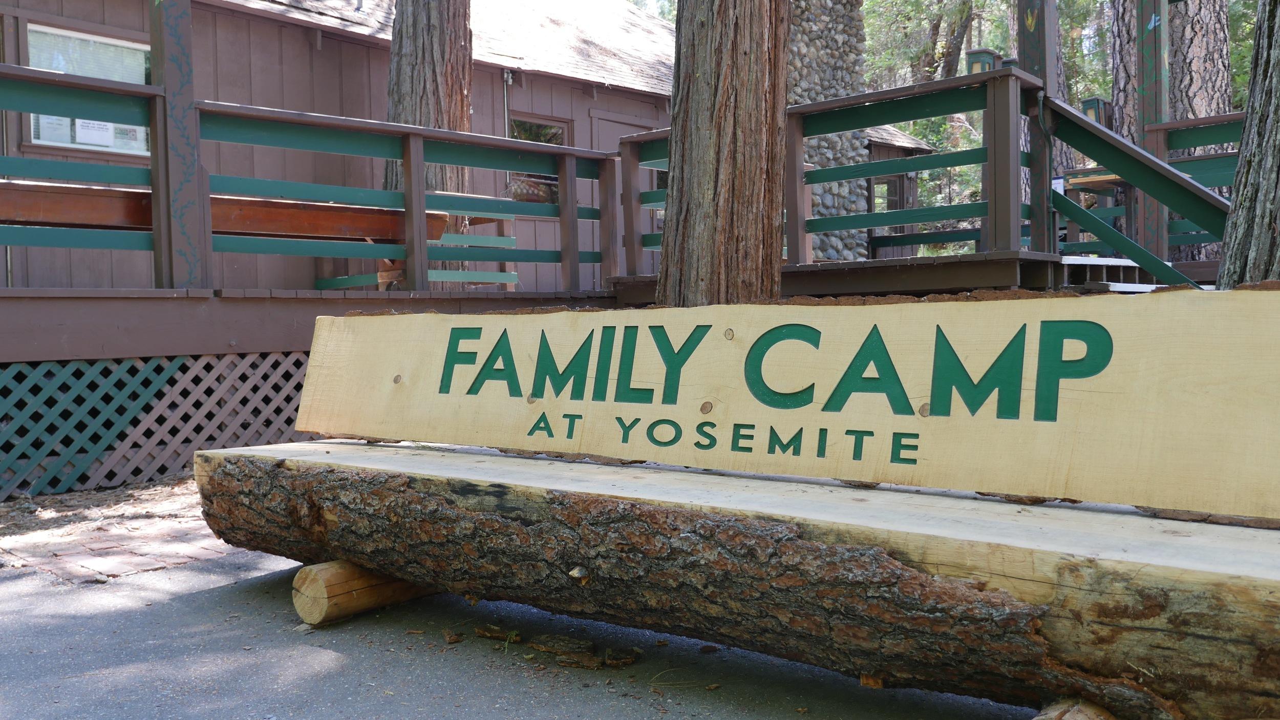 visiting San Jose camp