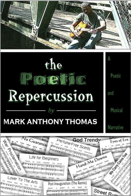 The Poetic Repercussion   ISBN: 0970364911    Format: Paperback, 144 pages   Release Date: December 2004   Retail Price: $9.95 US | $13.95 (Canada)   Published By: Rings of Jupiter