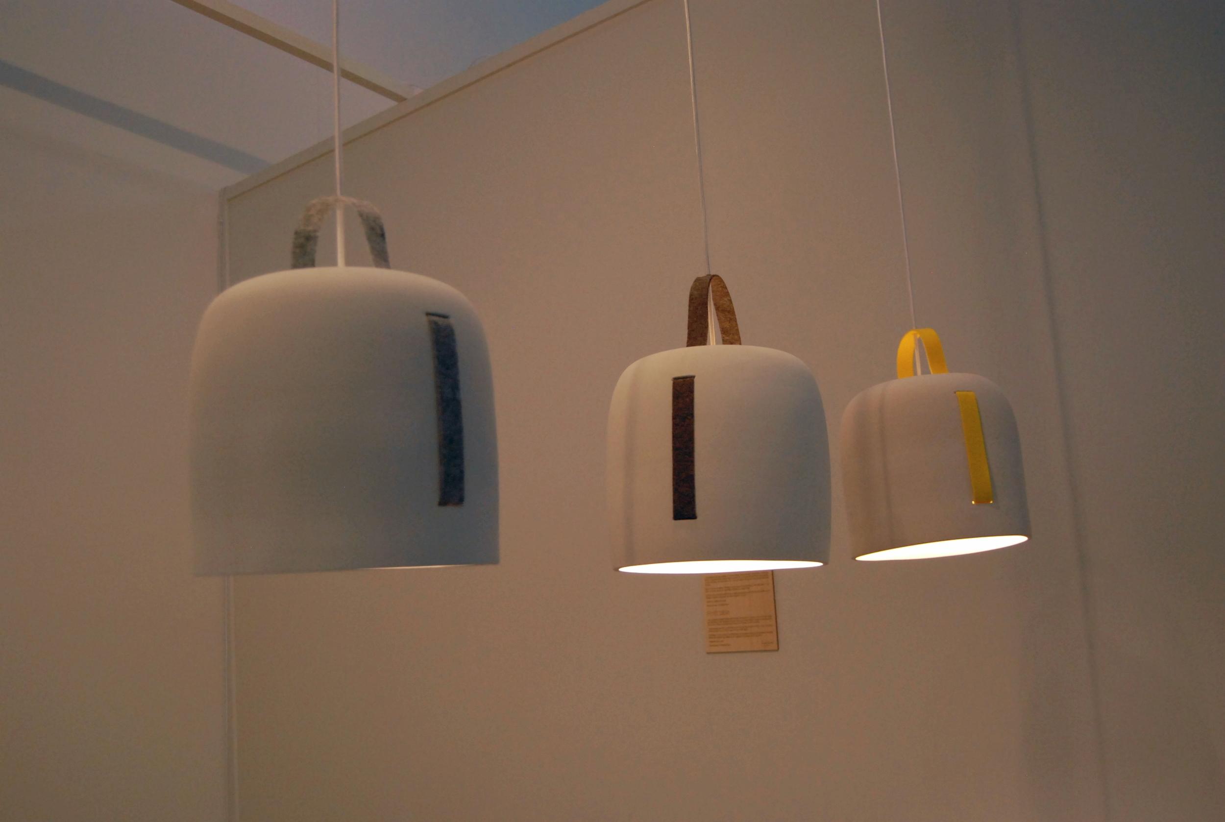 Lámparas de Silvia Ceñal Idarreta