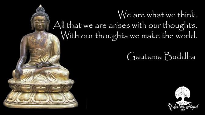 Who we are Gautama Buddha