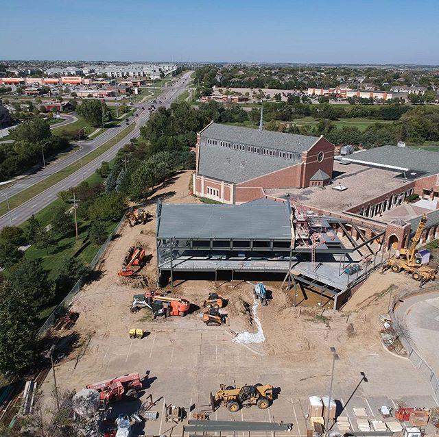 Saint Vincent De Paul - New Parish Construction In Progress  Owners Representatives | Trusted Advisors