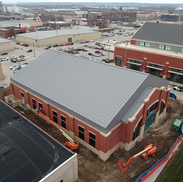 Creighton University - New Women's Practice Facility Under Construction Owners Representatives | Trusted Advisors | Project Advisory Services