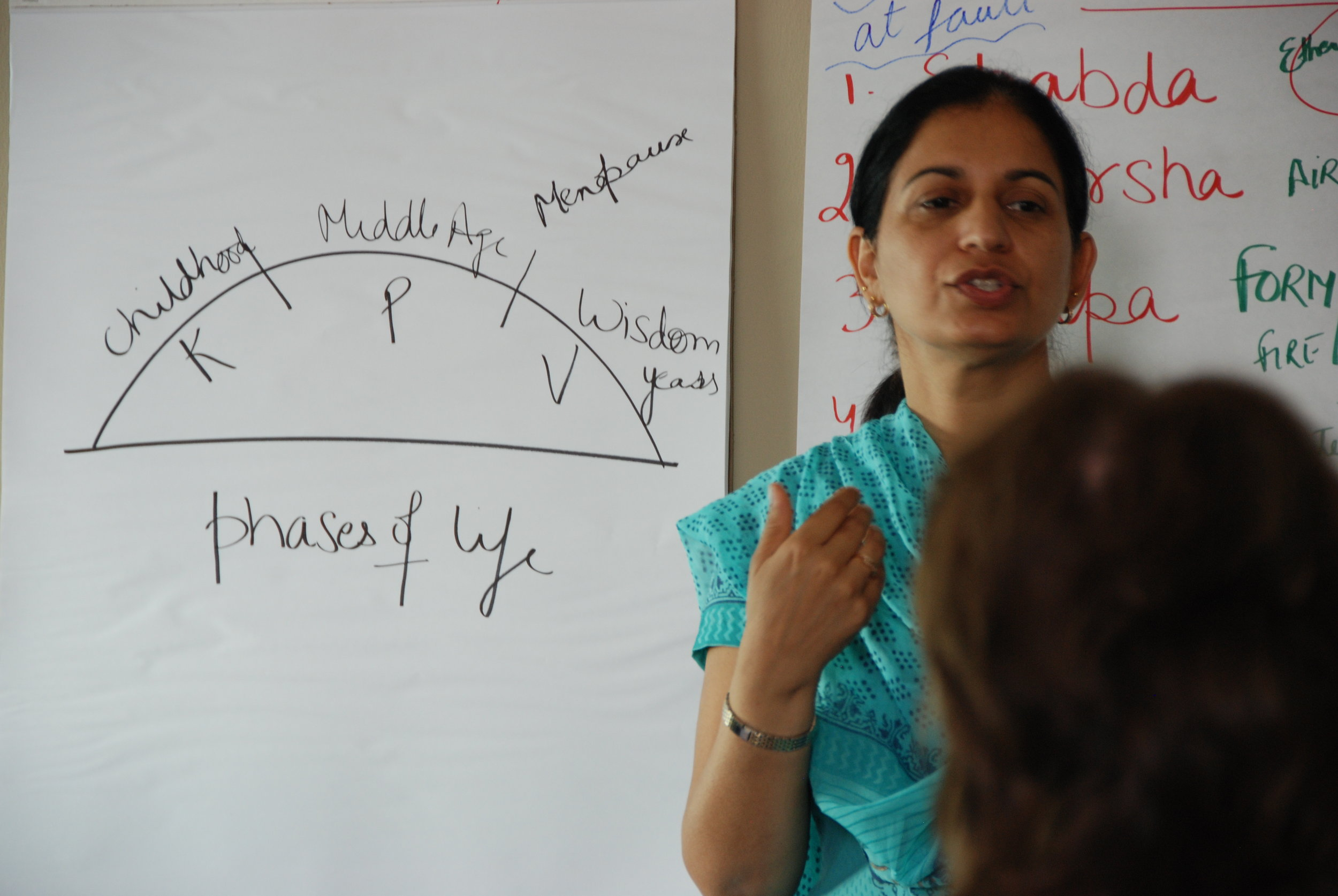 Go Deeper into Ayurveda in Part B w/ Dr. Rosy Mann & other esteemed teachers