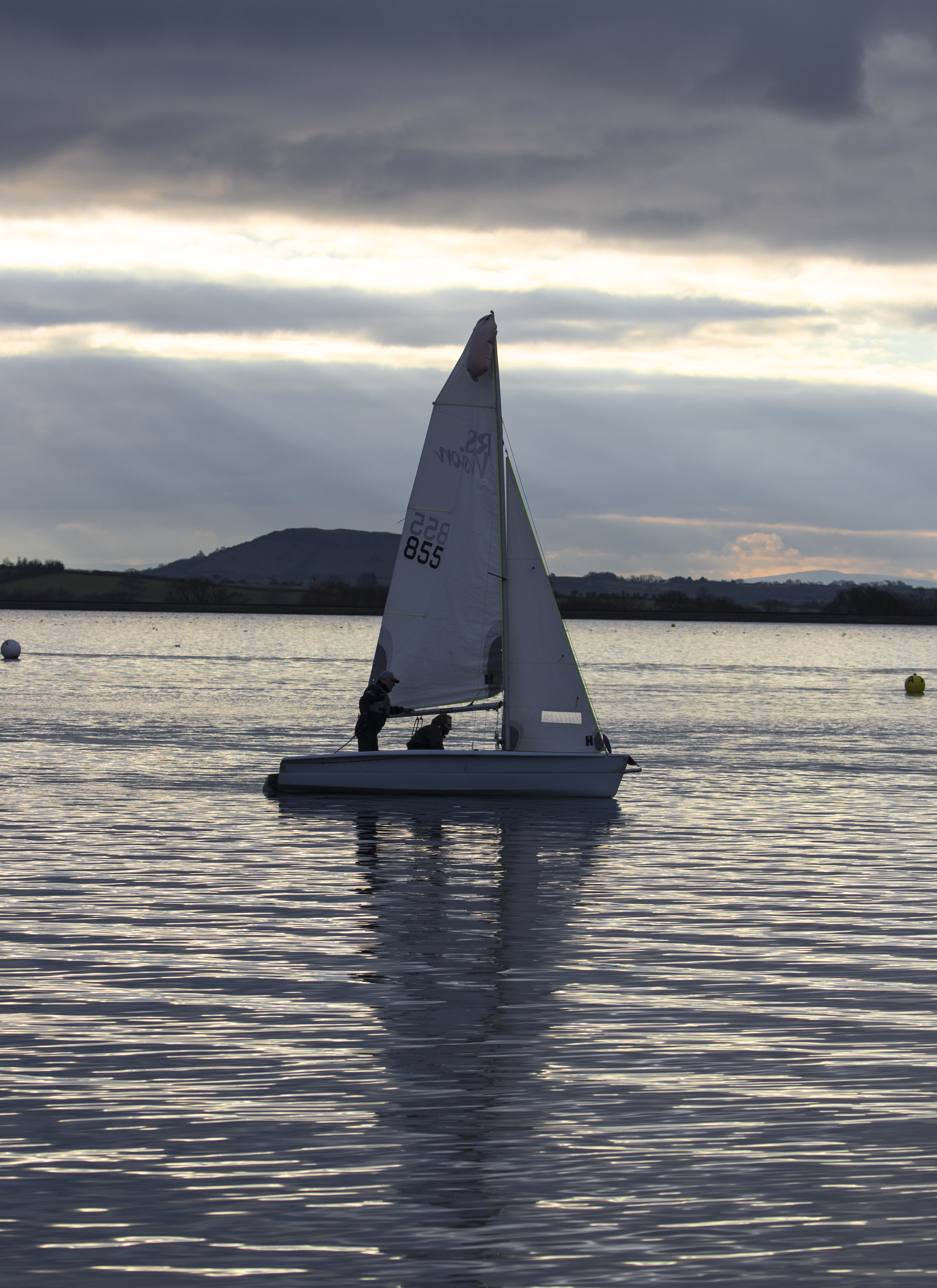 Cheddar Res Sunset Boat.jpg