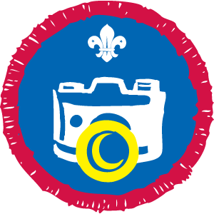 Scouts Photography Badge