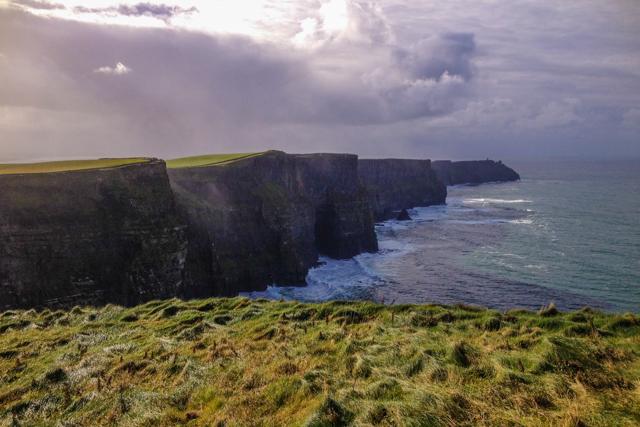 Cliffs of Moher, Ireland (iPhone)