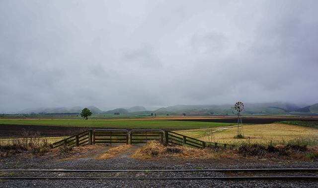 Between Te Hauke & Te Aute on State Highway 2 heading from Napier to Martinborough