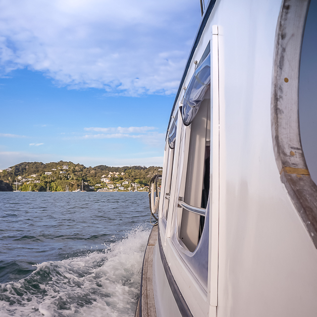 'The Happy Ferry'