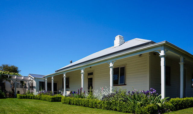 Greytown's First School House (1875) - this was my favourite!