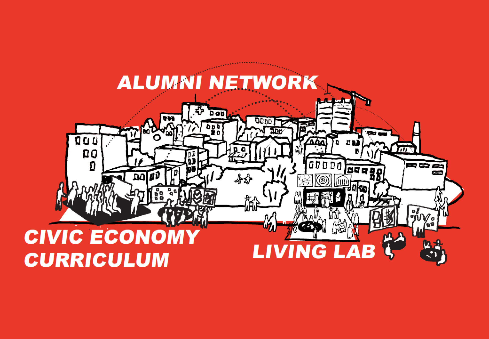 A COOPERATIVE CURRICULUM AND LIVING LAB INCUBATOR WITH MONDRAGON NORTH AMERICA.