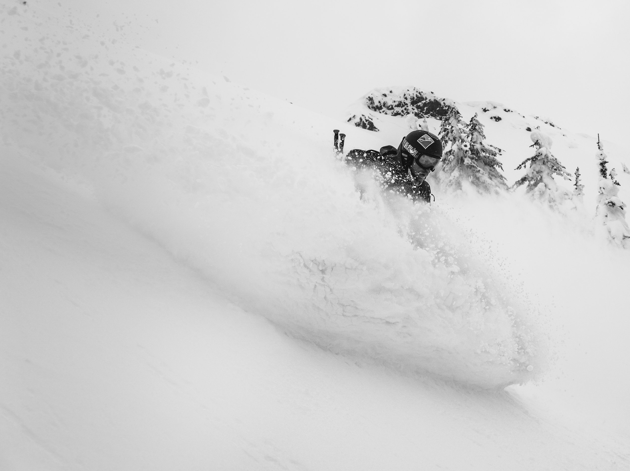 Jeff finds the deep white glory of POW!