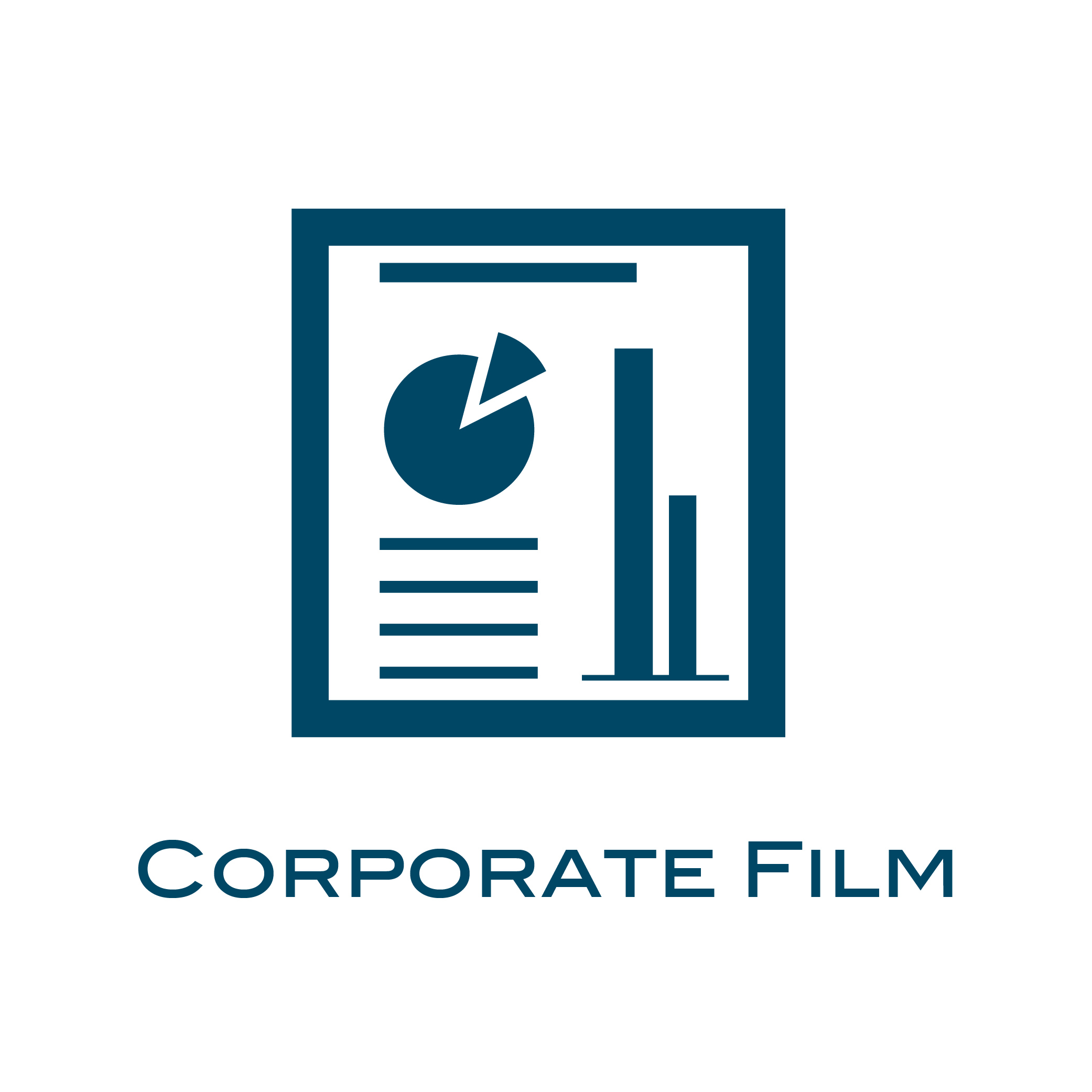 Compelling visual content for industrial and corporate clients; from large-scale productions to small interview pieces and motion graphics presentations.