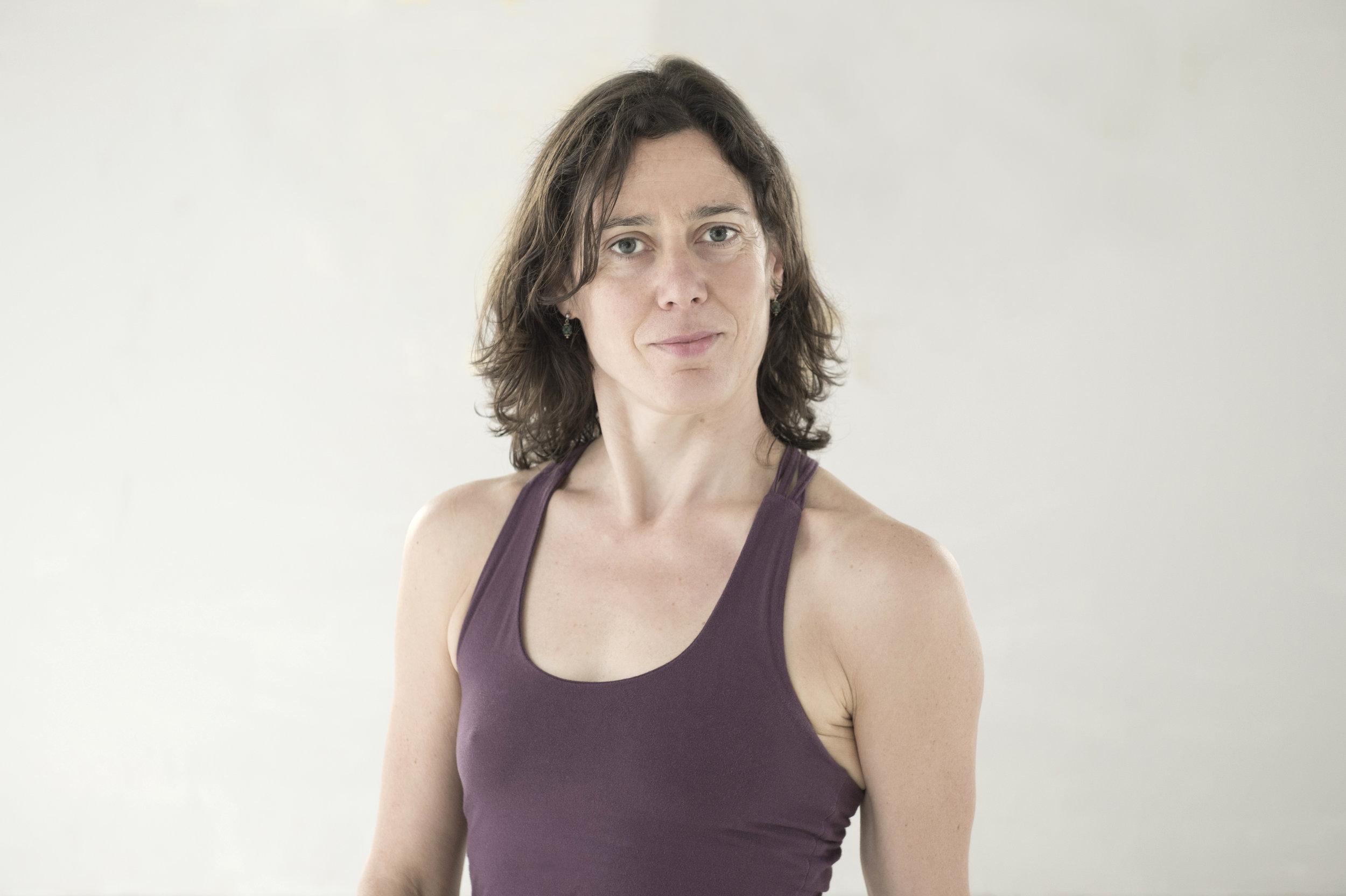Natalia Knuchel – Hatha Yoga – Das Yoga Haus – 8004 Zürich