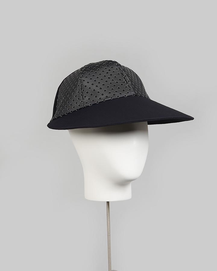 Cut-Out Neoprene Cap