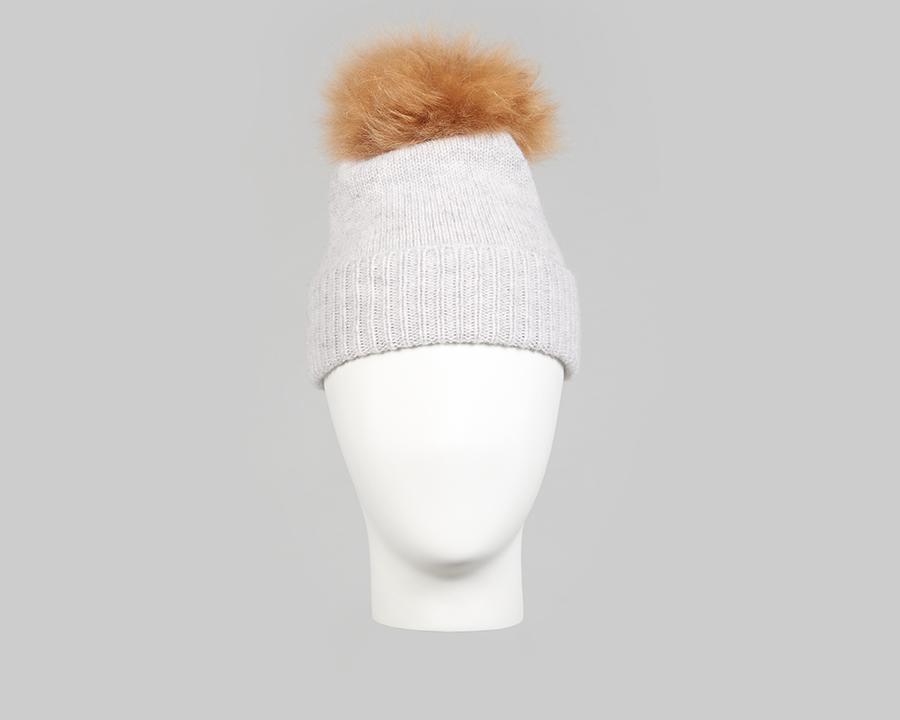 Cashmere Alpaca Beanie