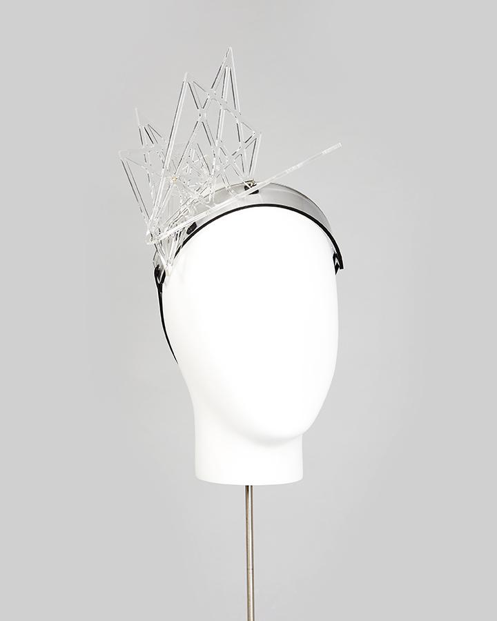 Triangle Swoop Headband