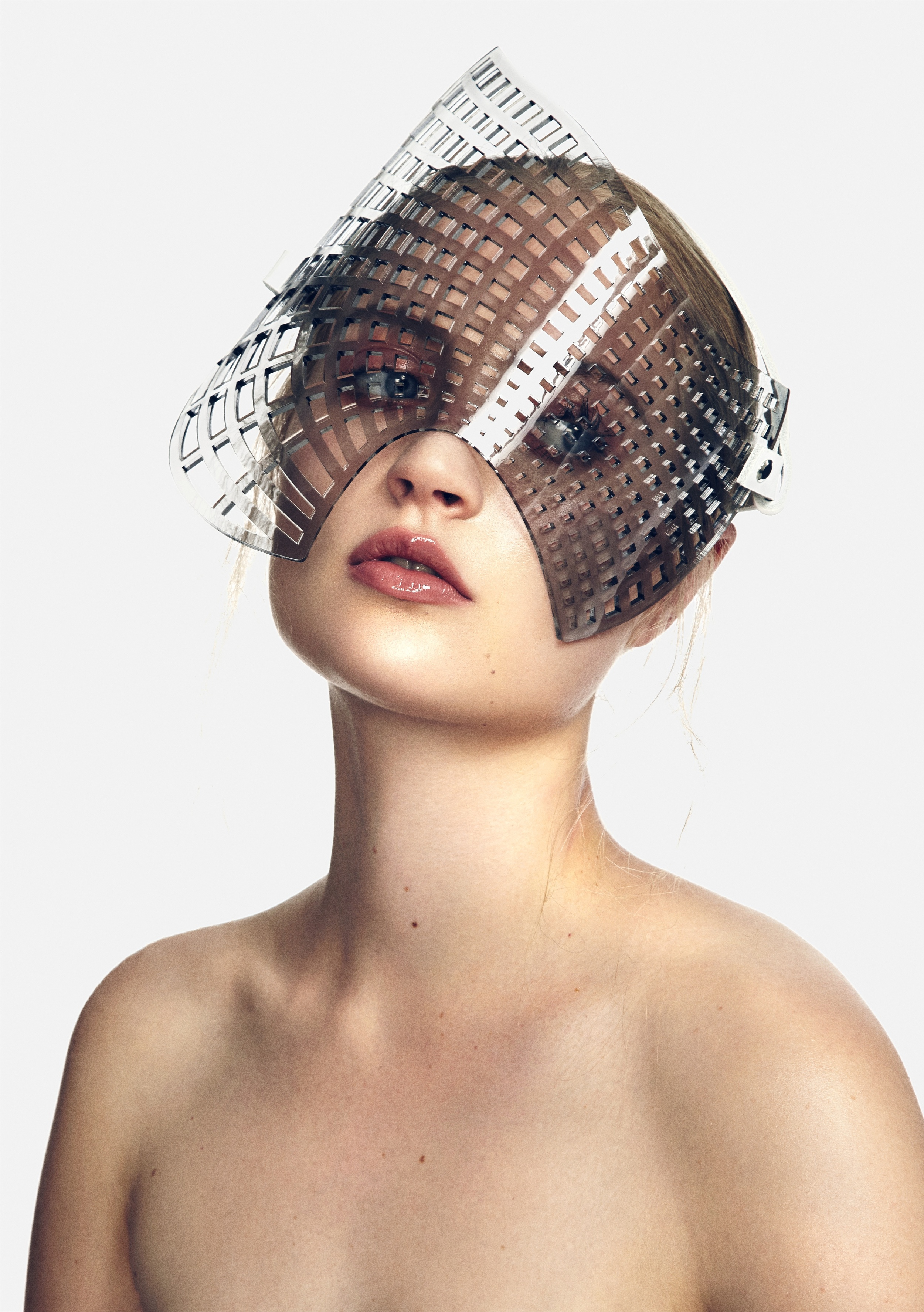 Perspex Curvature Mask