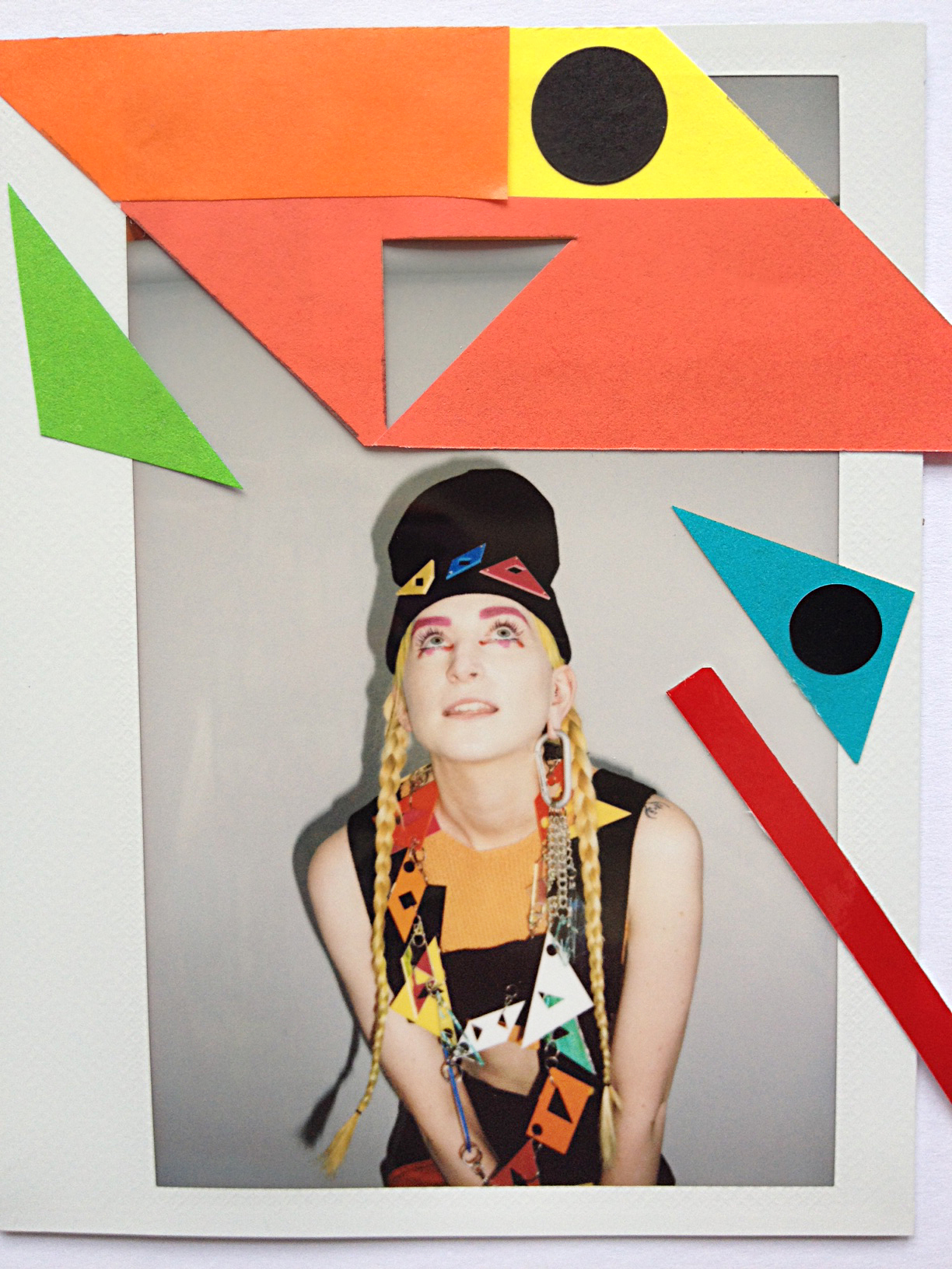 Perspex Beanie - Fred Butler - Collection Presentation