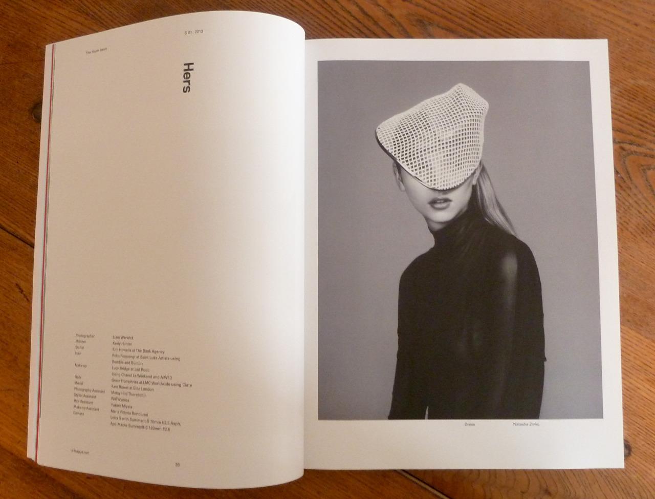 Interview - S Magazine X Rankin
