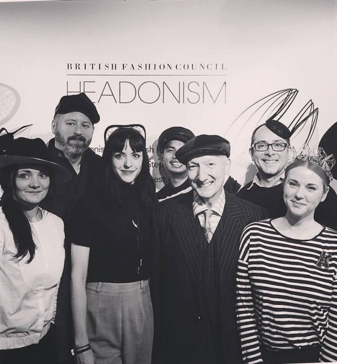Headonism - Curated by Stephen Jones & Sponsored by the BFC - London Fashion Week