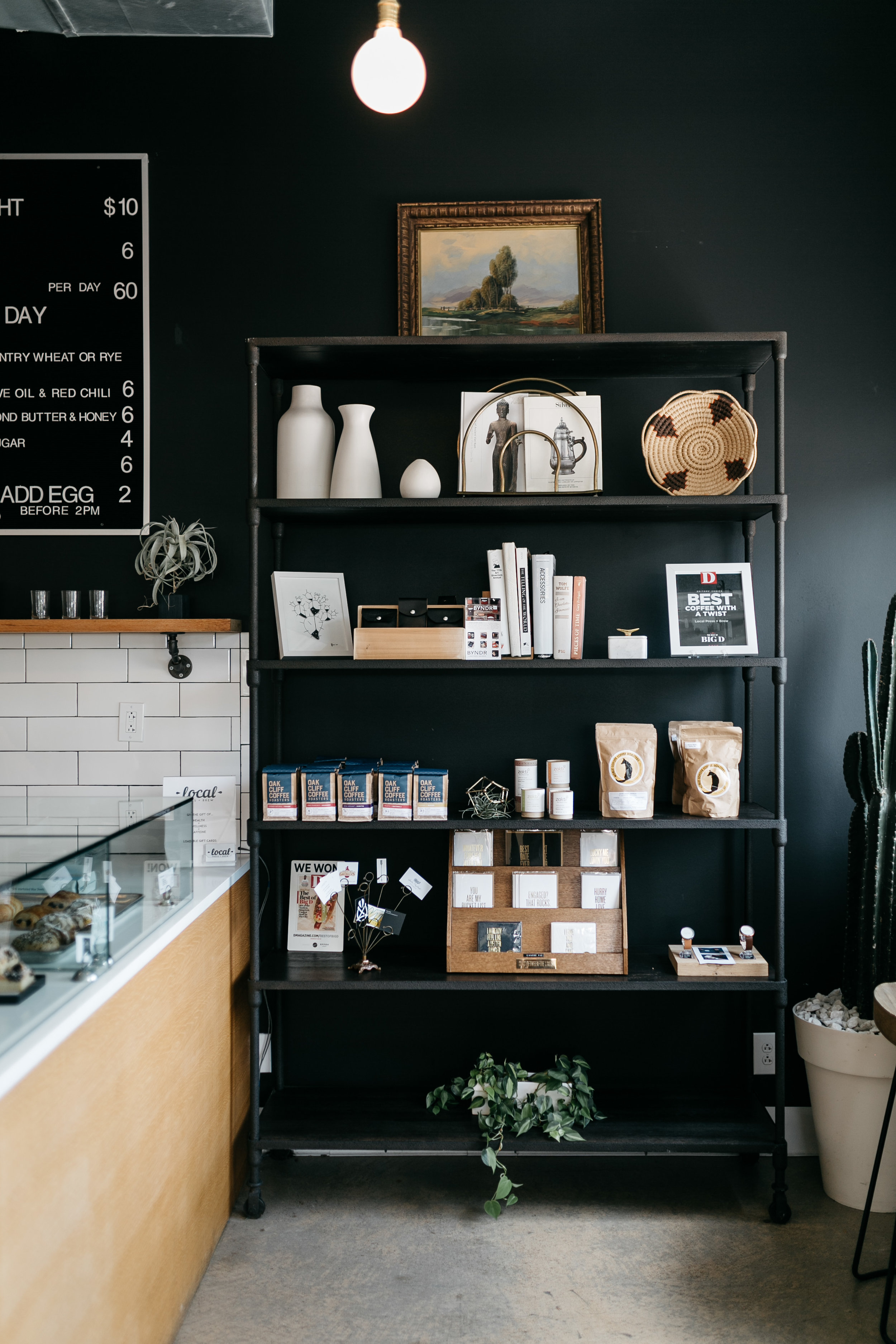 Local Press & Brew - Oak Cliff