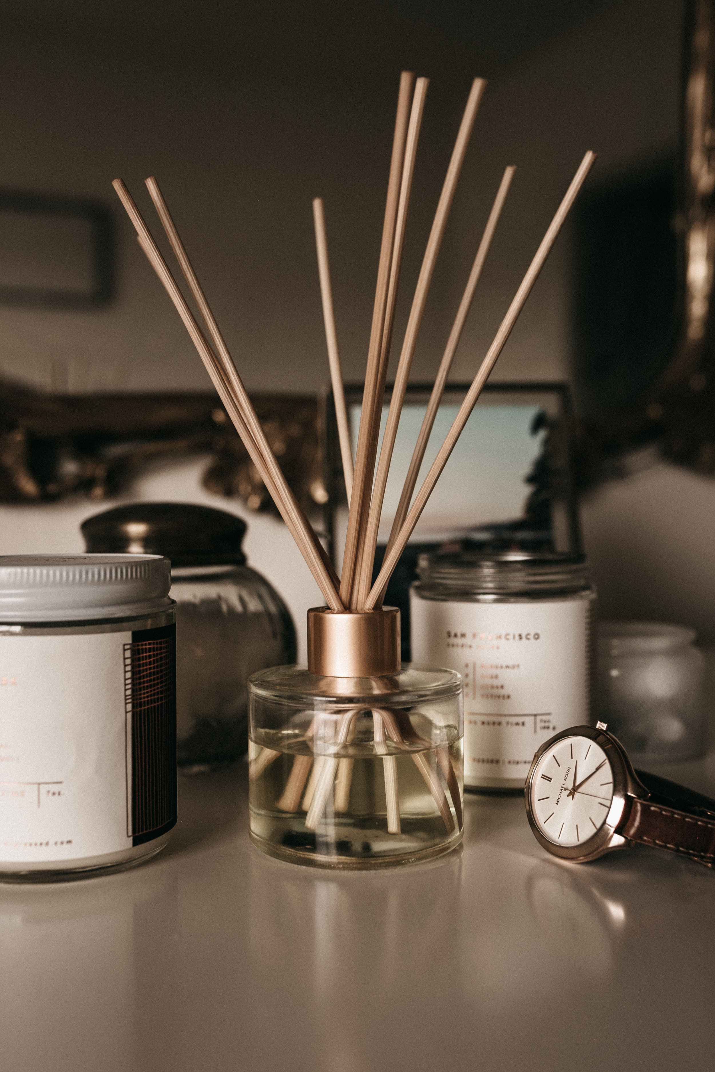 anthropologie home scents