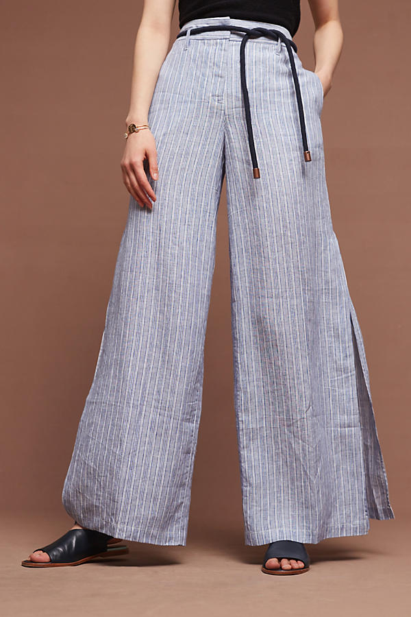 anthropologie wide leg pants elevenses beckley