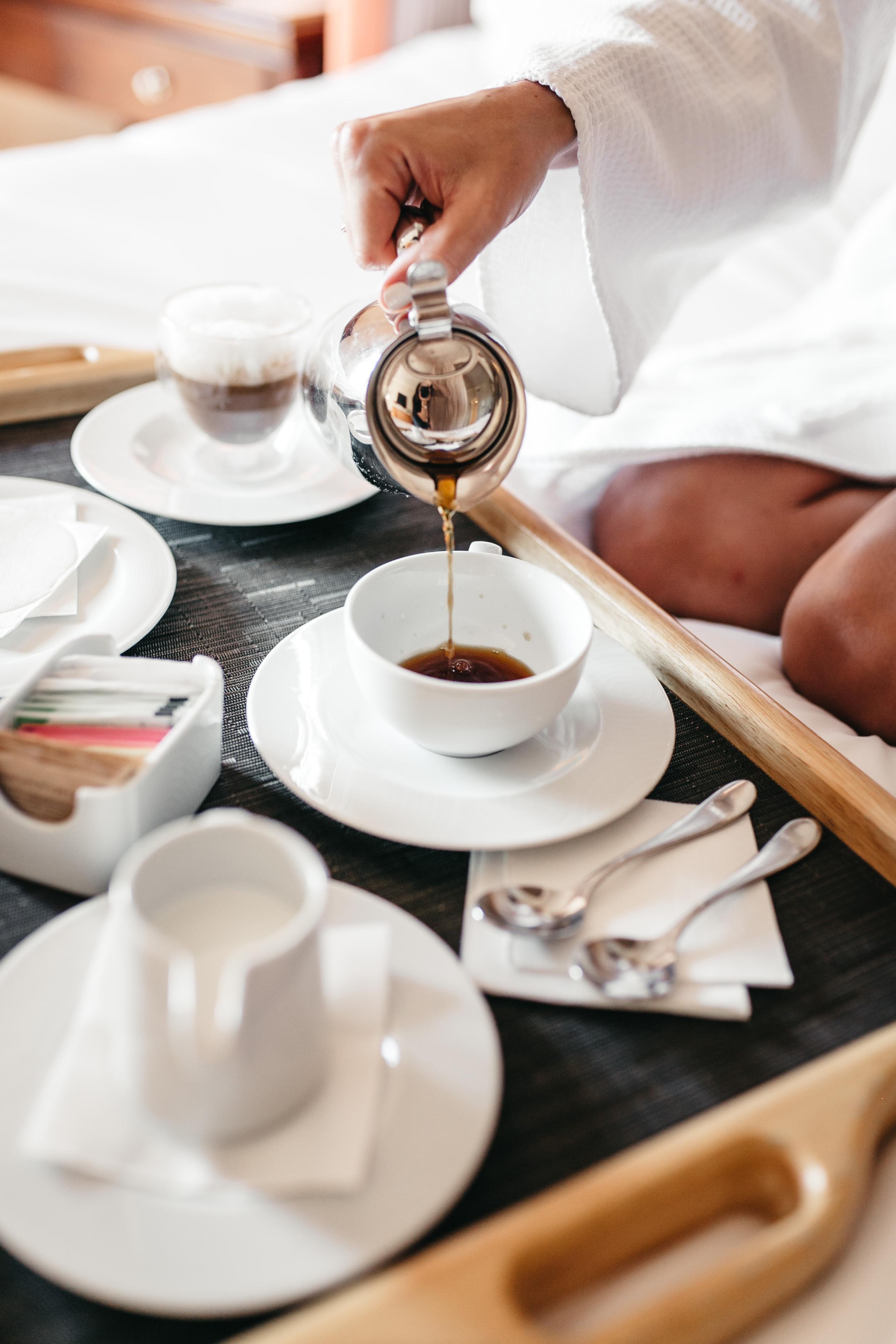coffee rosewood hotel