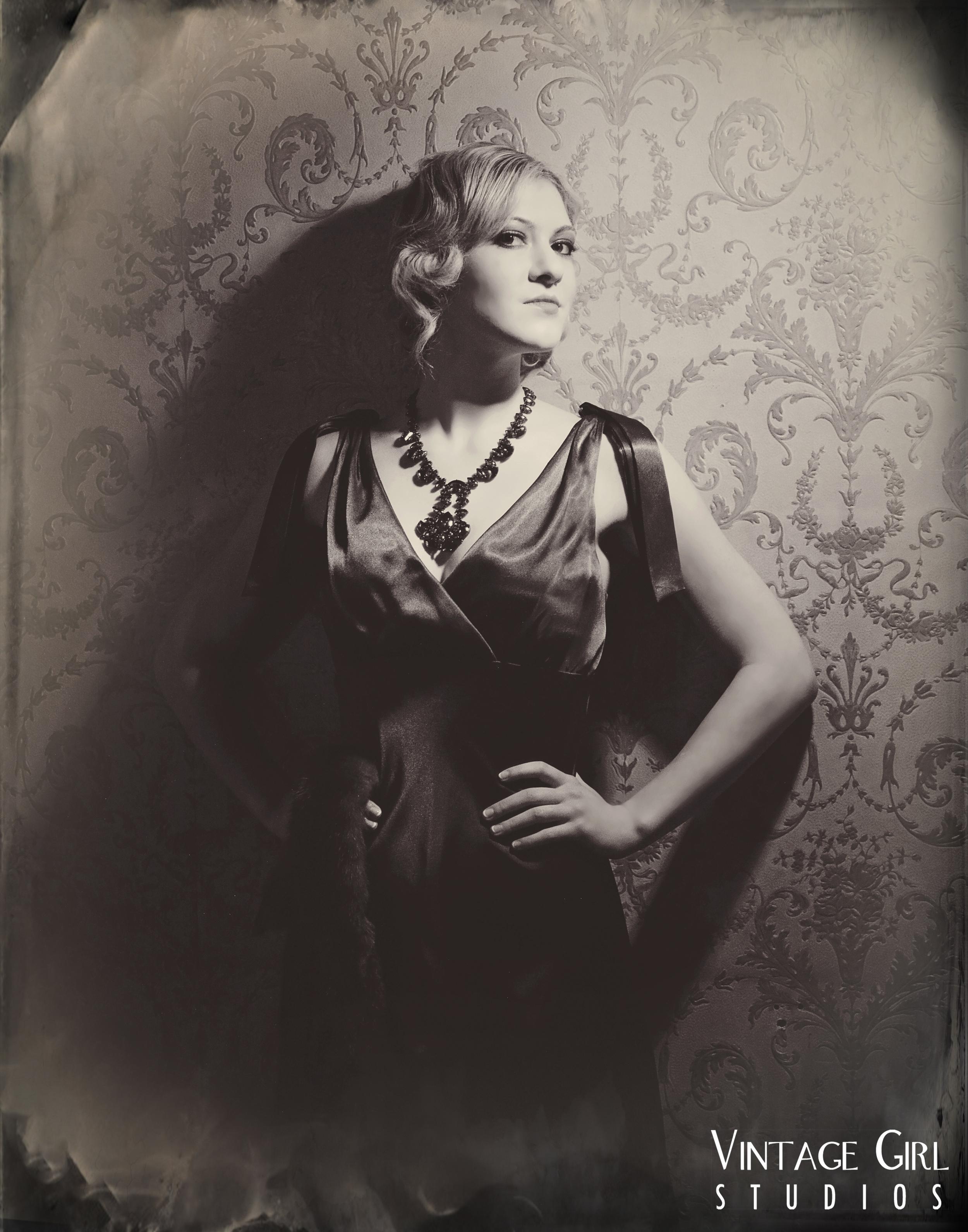 Model: Samantha Fredricks