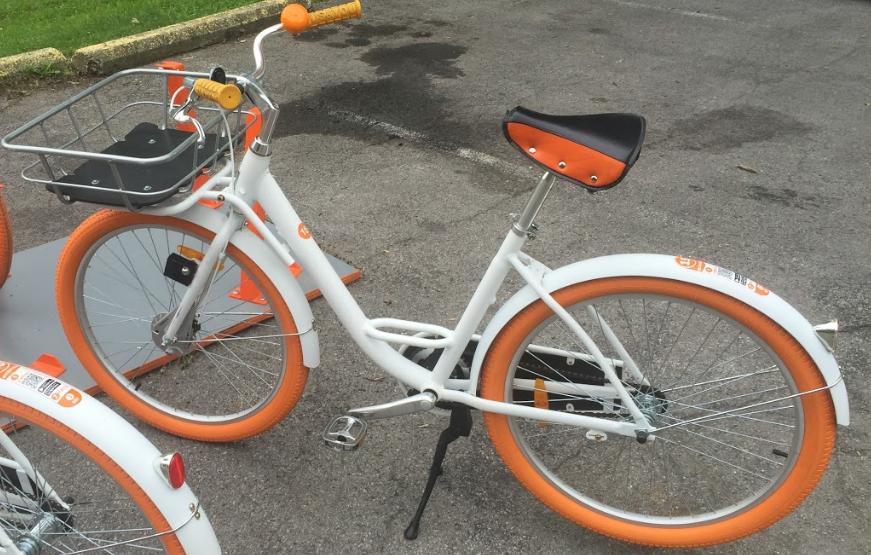 Cuse Cycle Bike