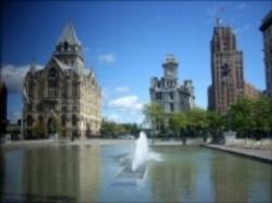 Clinton Square, City of Syracuse