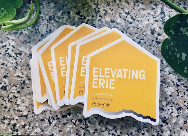 New Elevating Erie stickers have arrived! Show your support for the project by rocking one of these awesome stickers! Like this post and tag a friend that you think would L O V E to see a bike/pedestrian lane down Erie Blvd. For every friend you tag, we'll mail you a sticker. . . . Stickers also available for pickup at the DeWitt Town Hall planning department desk. . . . #elevatingerie #thisisdewitt #freebies #giveaway #community #syracuse #centralnewyork #eriecanal #closethegap #empirestatetrail