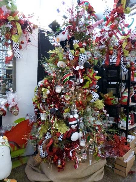 Christmas Tree- Whimsical Christmas- Garden Supply Co