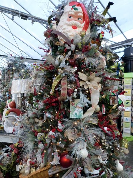 Christmas Tree- Santa's Workshop