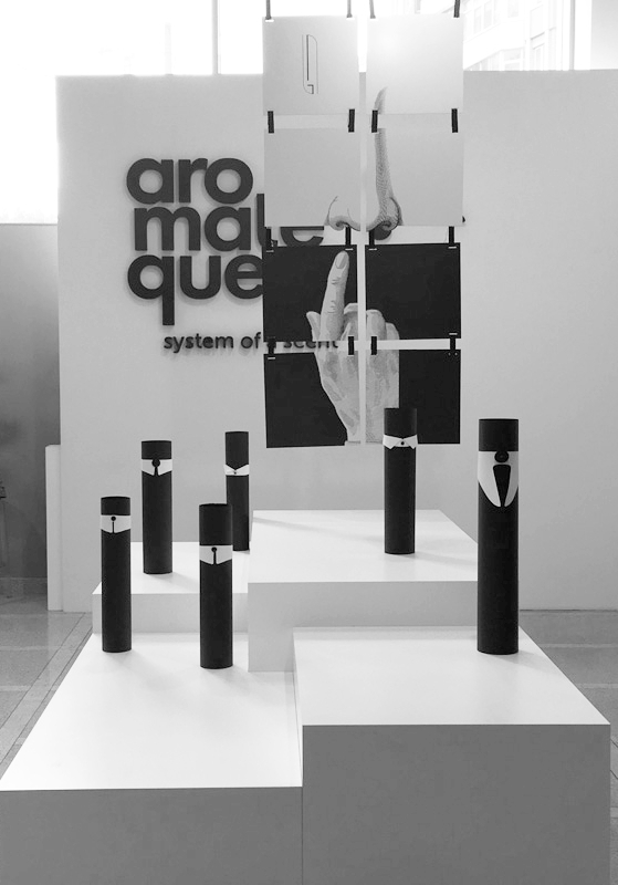 Aromateque Concept Store, Kiev