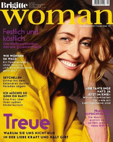 Copy of BRIGITTE WOMAN, Germany