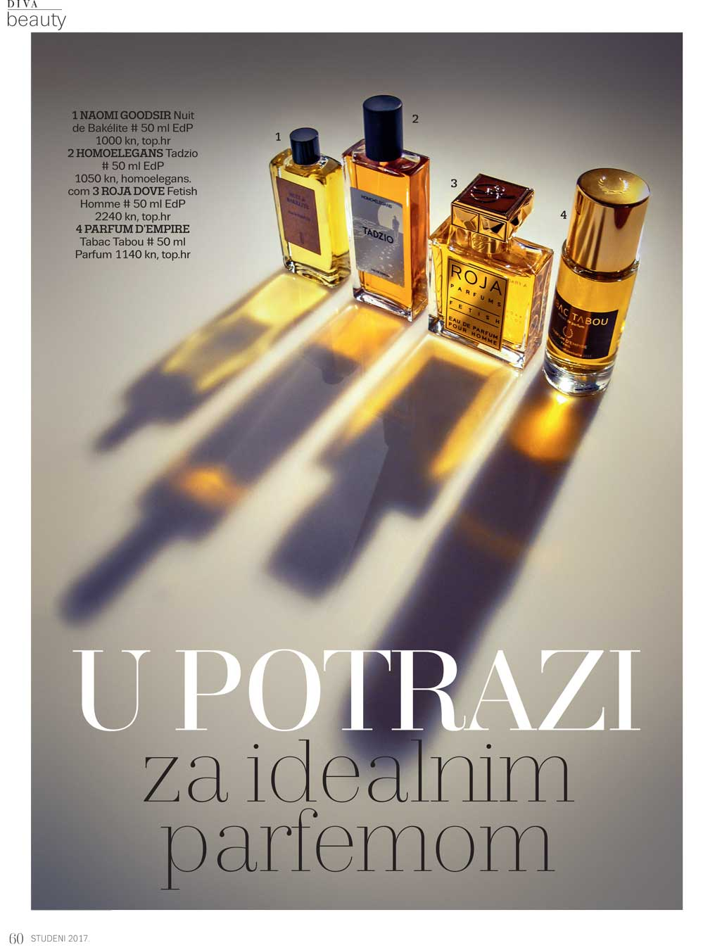 Copy of DIVA MAGAZINE, Croatia
