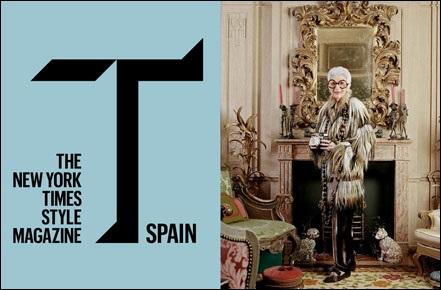 Copy of T MAGAZINE, Spain