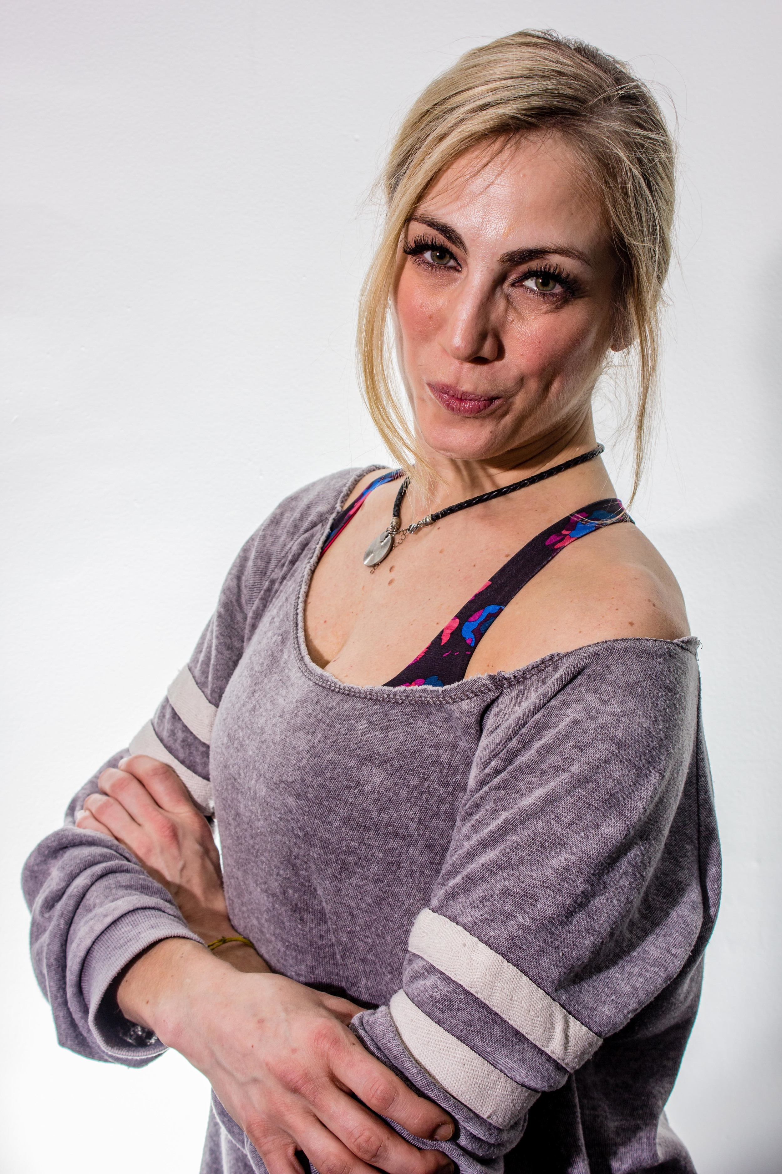 Chrissy Schultz, Instructor at The P.E. Club