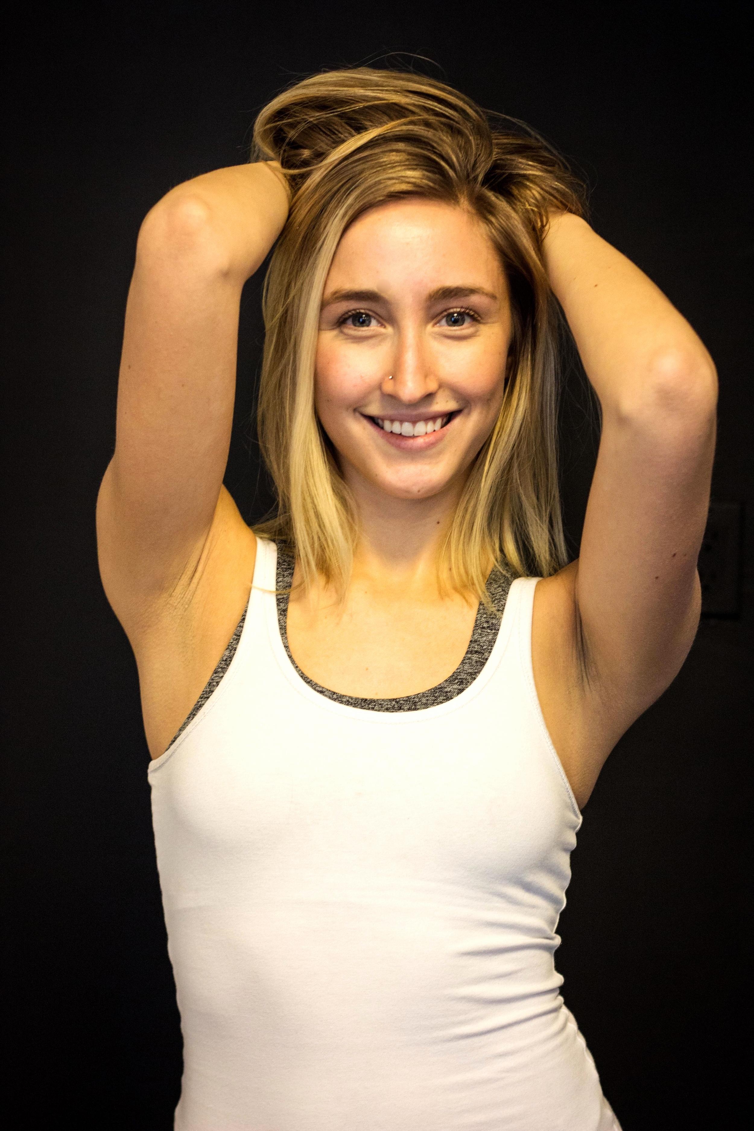 Katy Kauffman, Creative Director & Instructor @ The P.E. Club