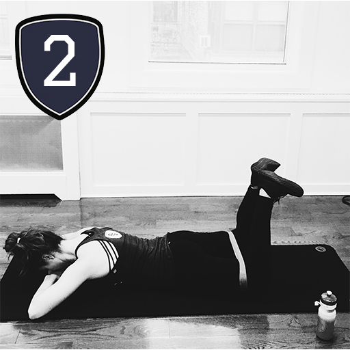 The Perfect Booty: Exercise #2