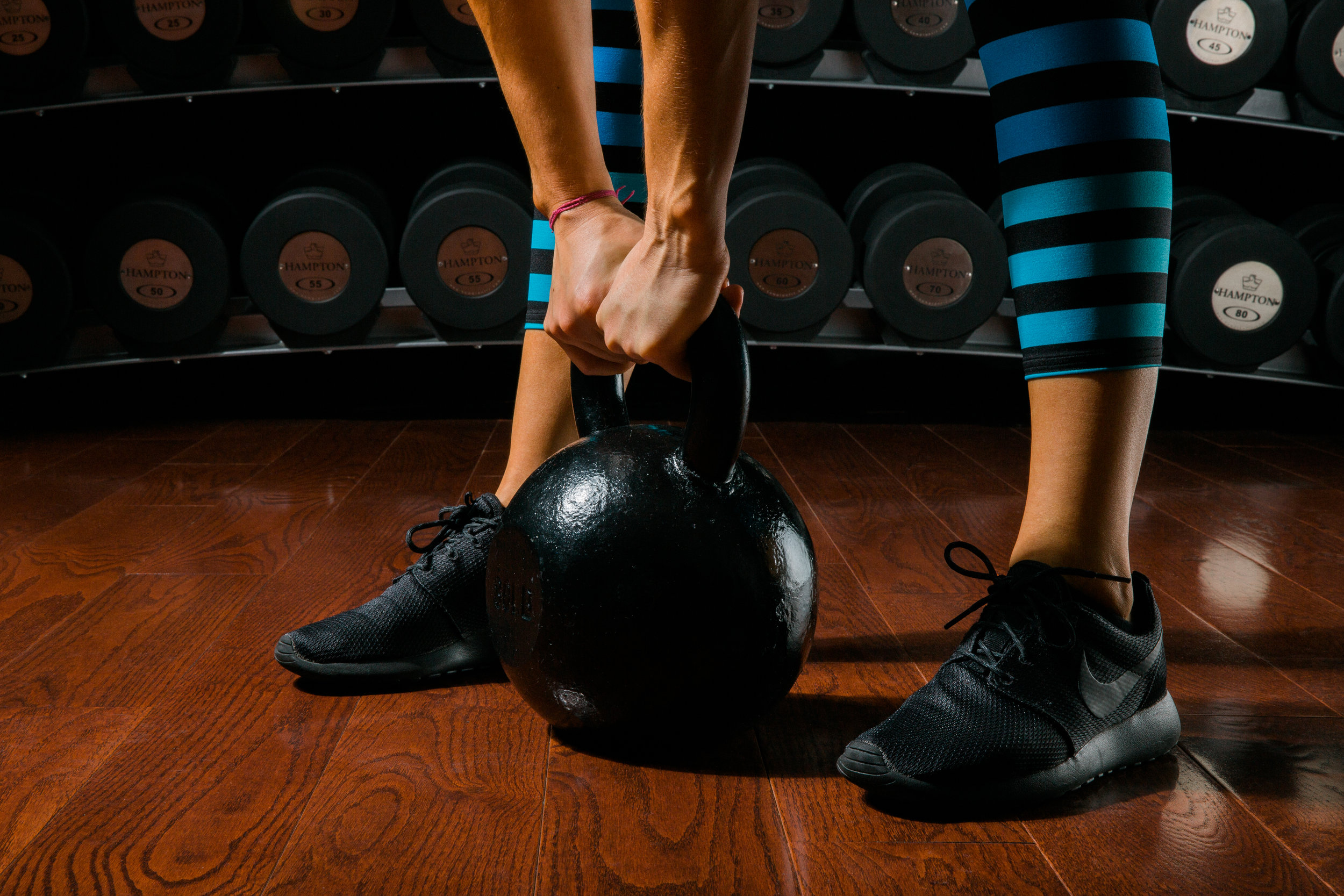 Kettlebell Workout - The P.E. Club
