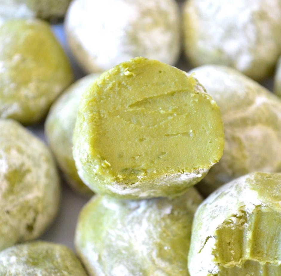 Matcha Green Tea Truffles - Upper East Side Personal Training