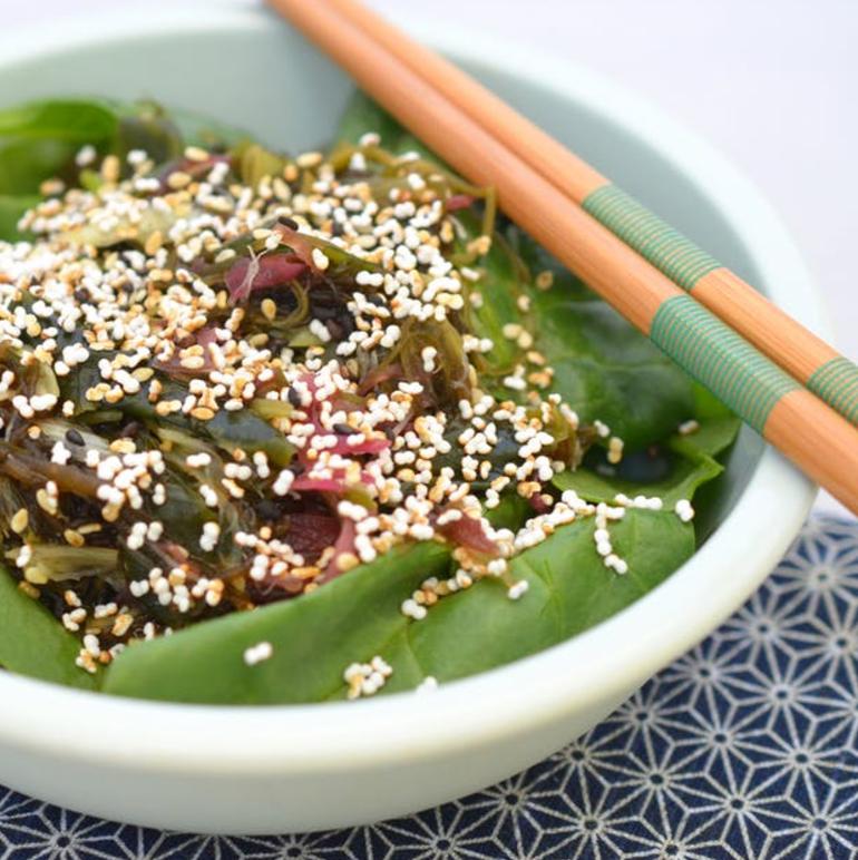 Seaweed Salad Recipe - The P.E. Club - Upper East Side
