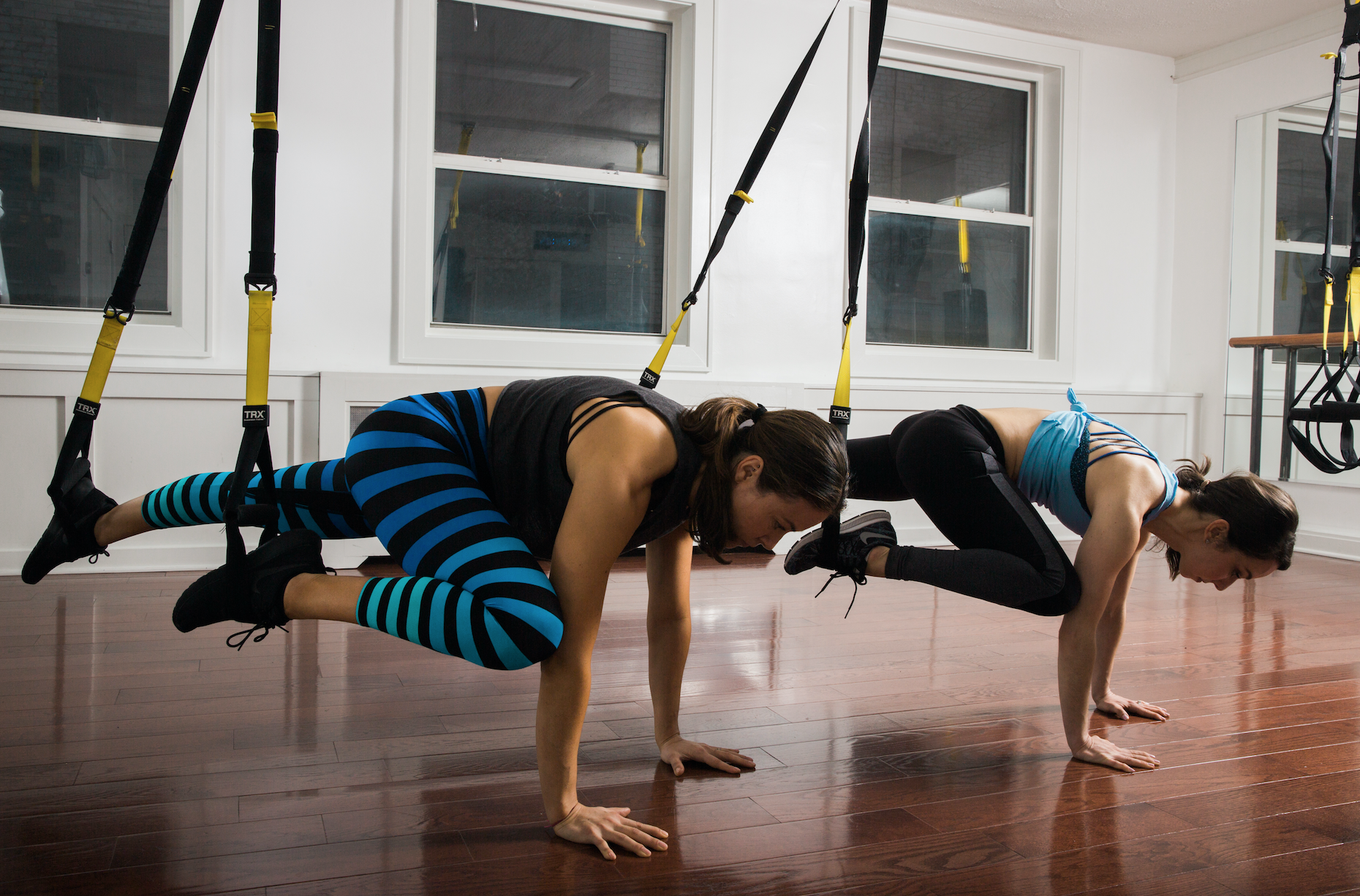 TRX Arms & Abs - The P.E. Club - fitness classes nyc