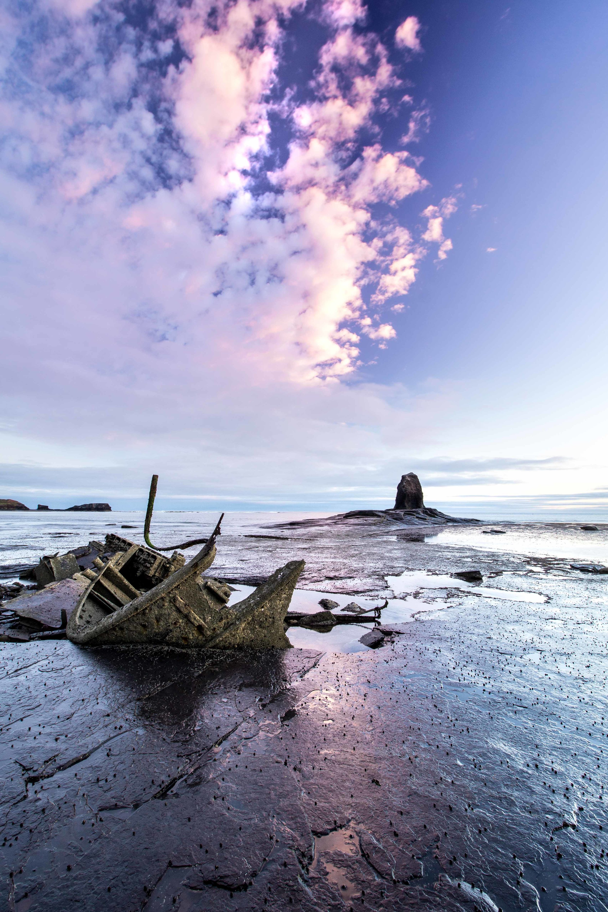 Saltwick Bay - Landscape Photography North Yorkshire