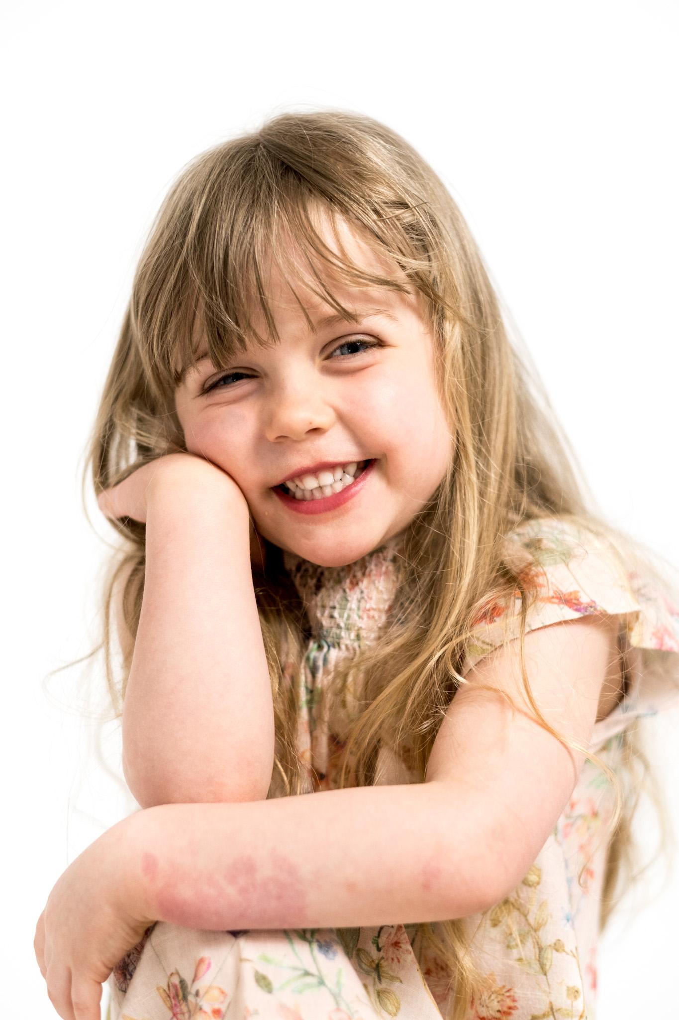Childrens portrait Photographer