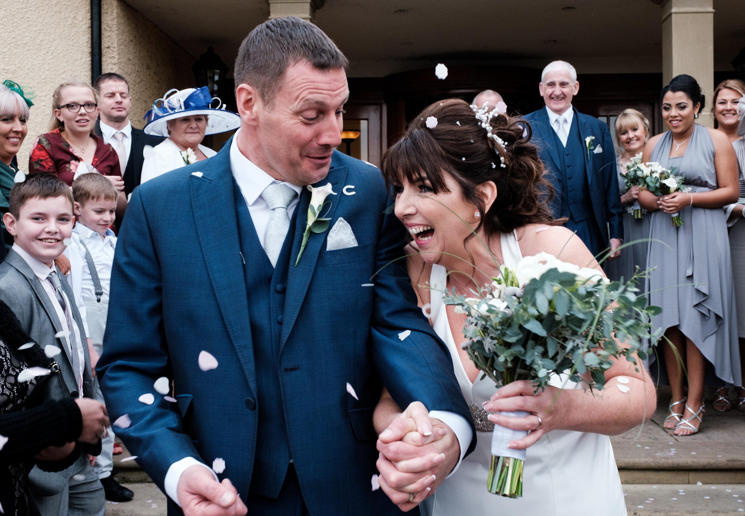 Hardwick Hall Wedding Photographer