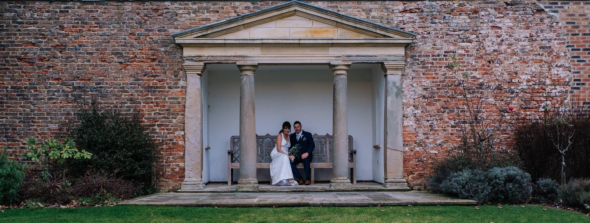 Hardwick Hall Wedding Photography | Durham Wedding Photographer