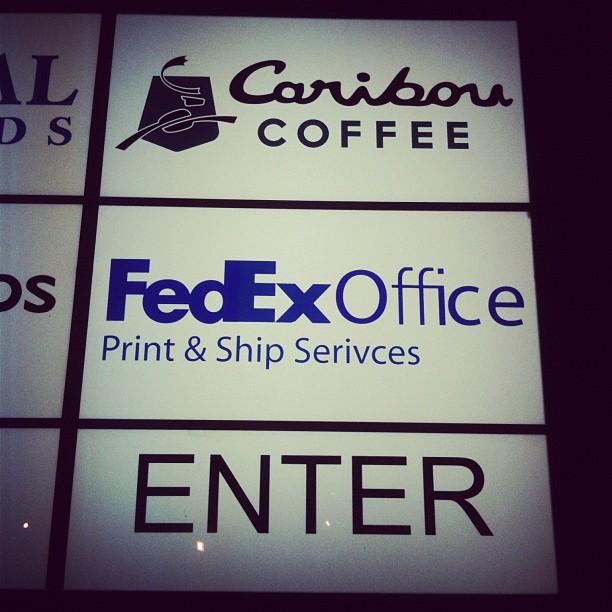 Print & Ship Serivces (Taken with  Instagram )
